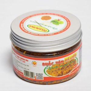 Hộp ruốc tôm cao cấp 100 gram thương hiệu Đặc sản Bá Kiến