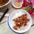 Muối ruốc sả ăn cùng cơm nóng vô cùng hấp dẫn